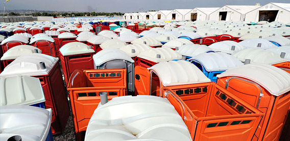 Champion Portable Toilets in Groton,  MA